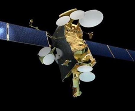 VSAT global coverage